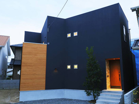 Fine Material House